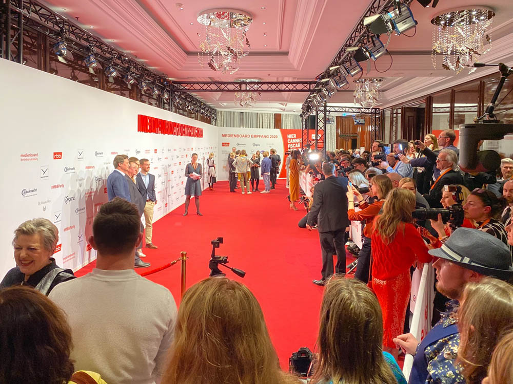 Roter Teppich 70. Berlinale 2020