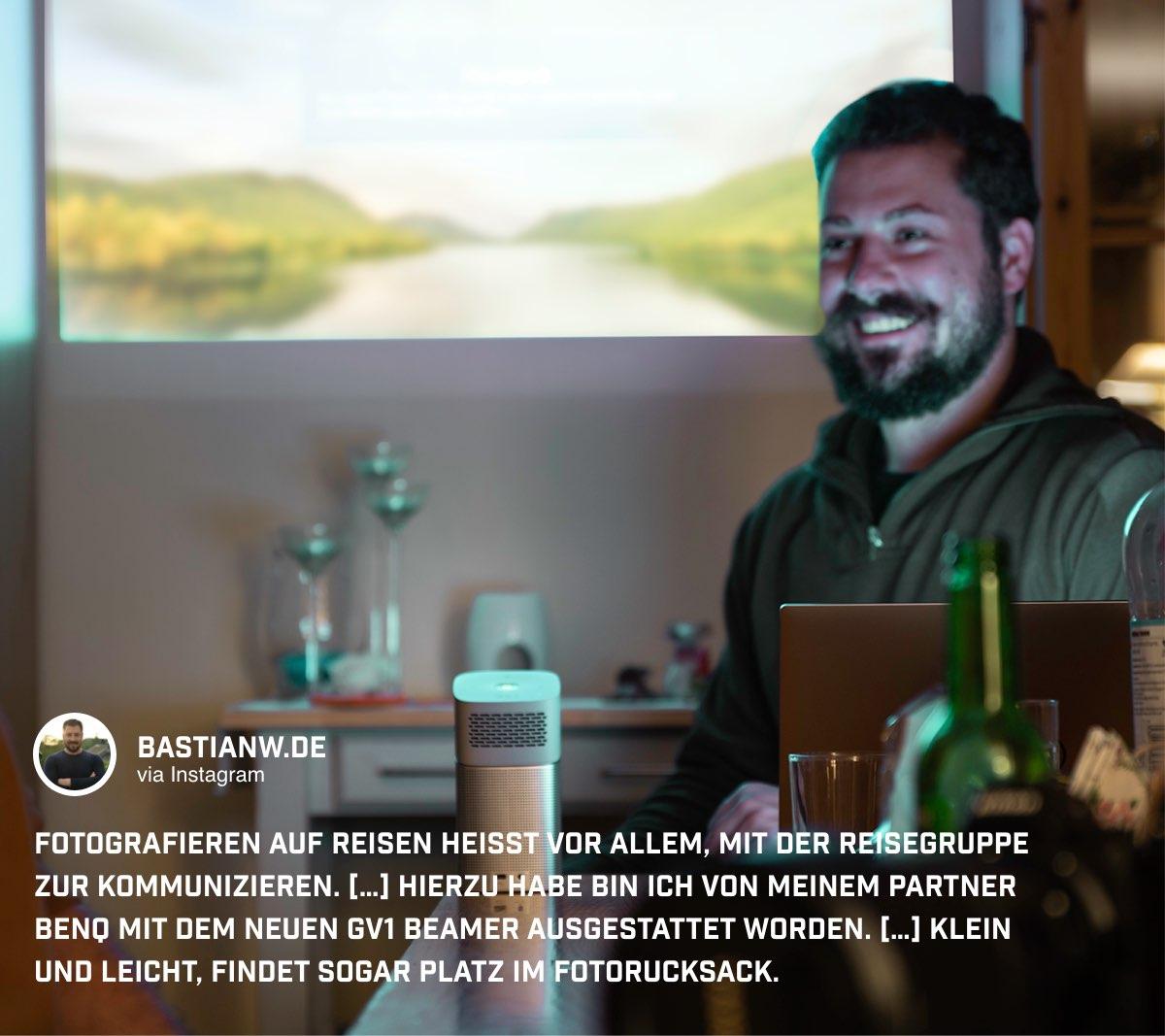 @bastianw.de kommuniziert gerne mit seiner Reisegruppe über Bilder