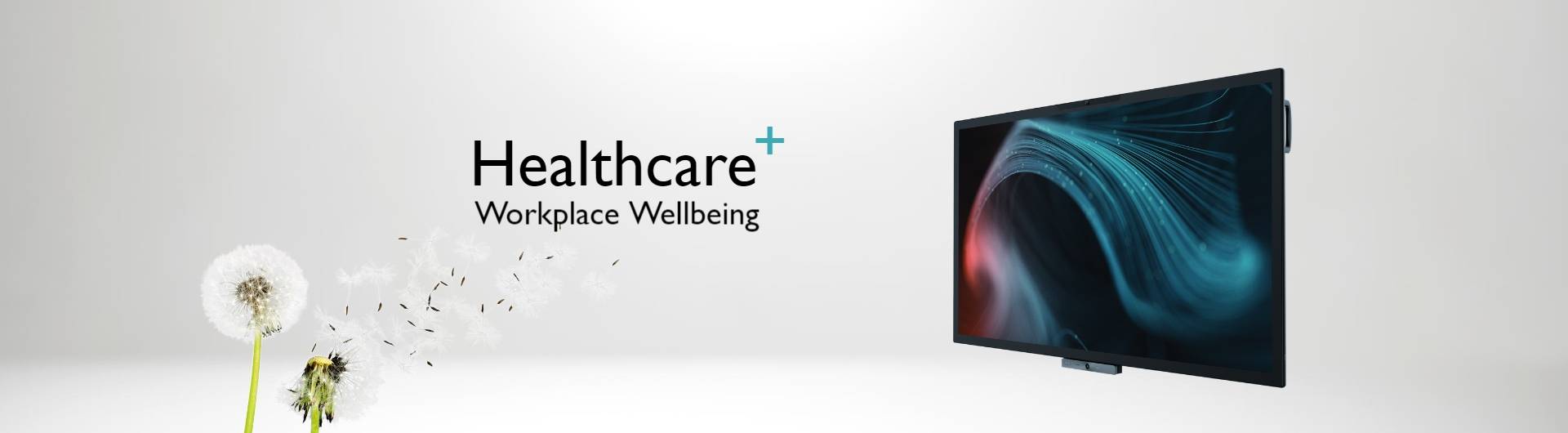 Healthcare+ workplace wellbeing