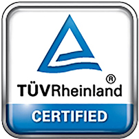 TÜV Rheinland certifies ex2780q flicker-free and low blue light as truly friendly to the human eye