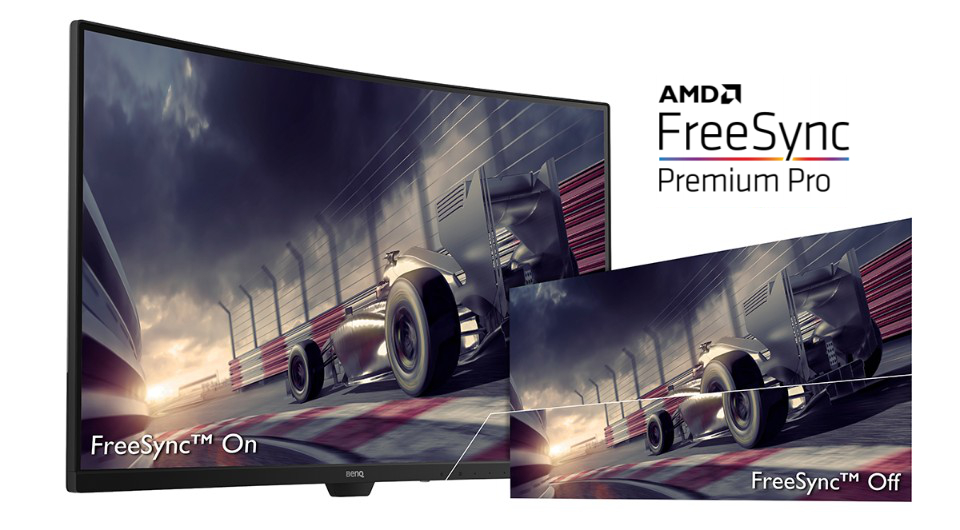 freesync curved gaming monitor 144hz