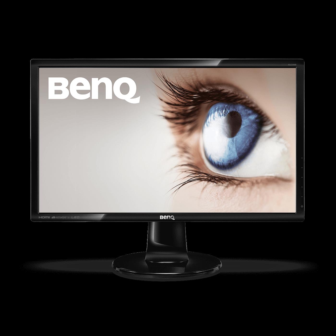 "Benq GL2460HM LED display 61 cm (24"") Full HD Black"