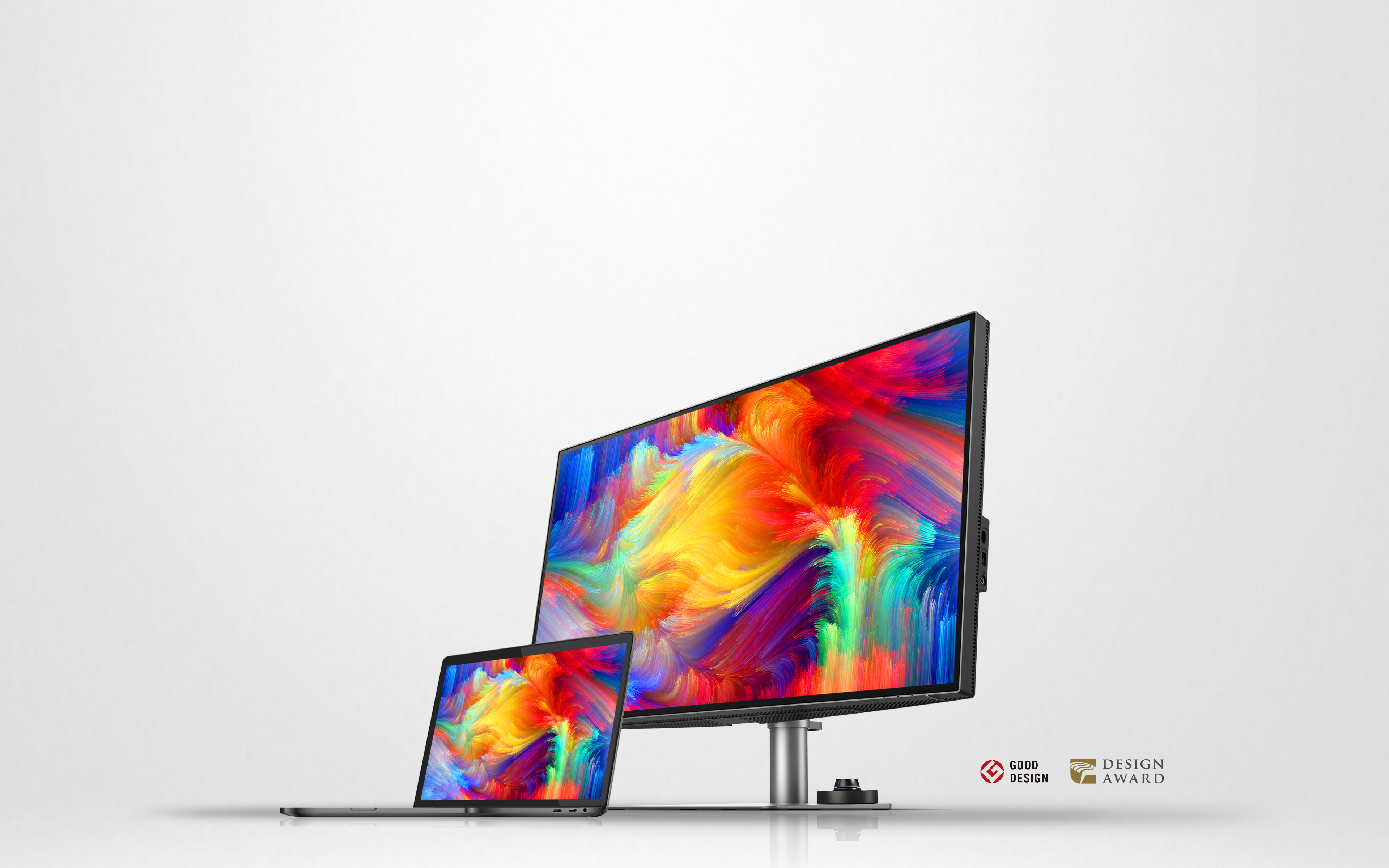 BenQ PD3220U 4K IPS Monitor for Graphic Design with Thunderbolt 3 | BenQ Finland