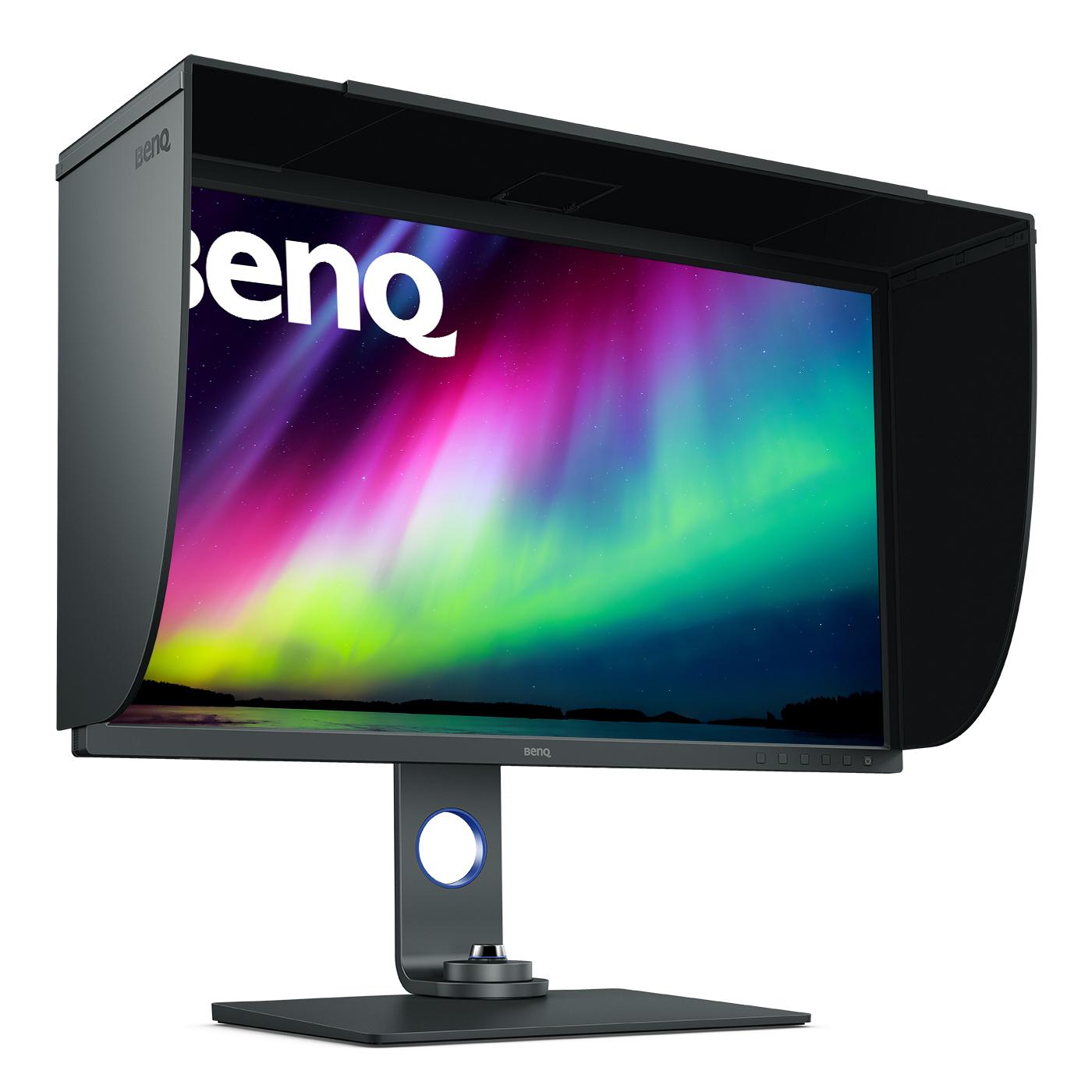 BenQ SW321C 4K IPS 32 Inch Monitor for Photographer