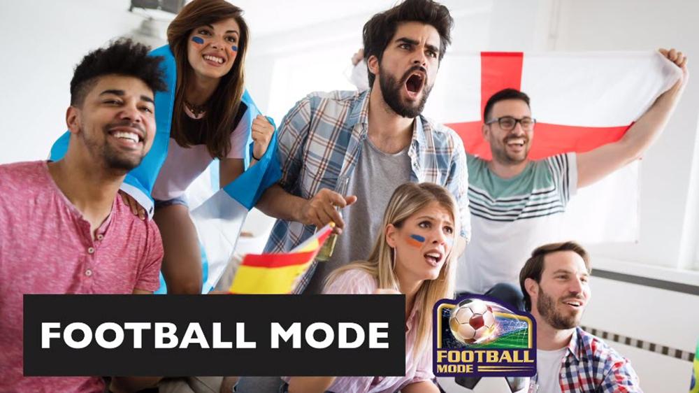 Zobacz sport na wielkim ekranie projektora