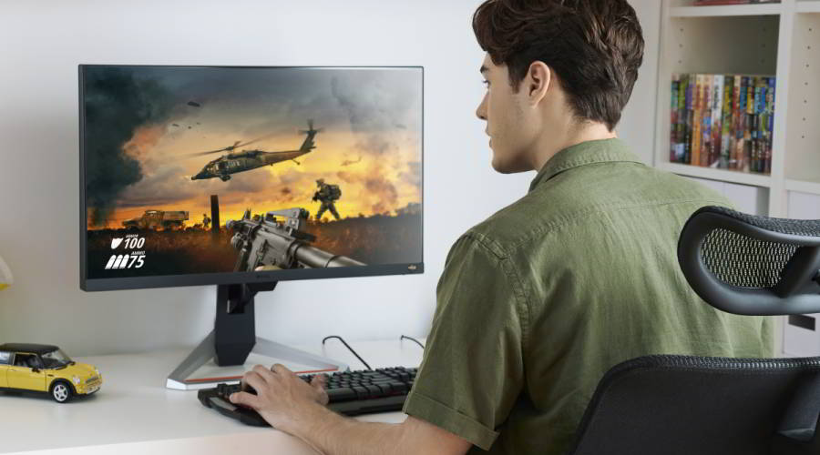 Screen tearing may still happen on gaming monitors with FreeSync/G-Sync: check your settings!