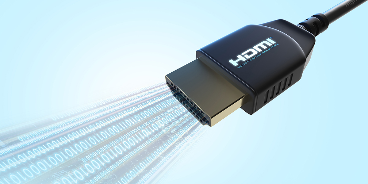 HDMI cable bandwidth does matter for content transmission