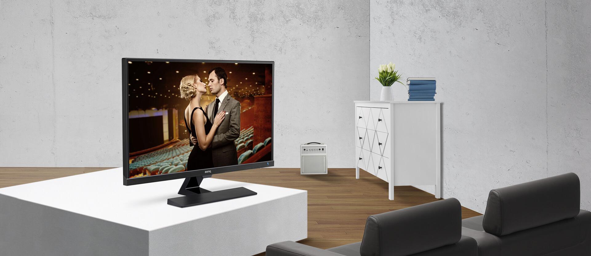 BenQ EW3270ZL 1440p 32 Inch Entertainment Monitor