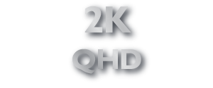 2K QHD gaming monitor 144hz