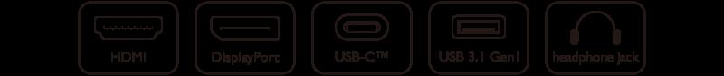 hdmi, usb 30 curved gaming monitor