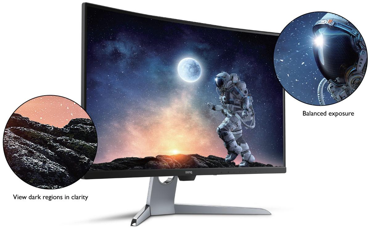 gaming monitor 144hz  1440p resolution