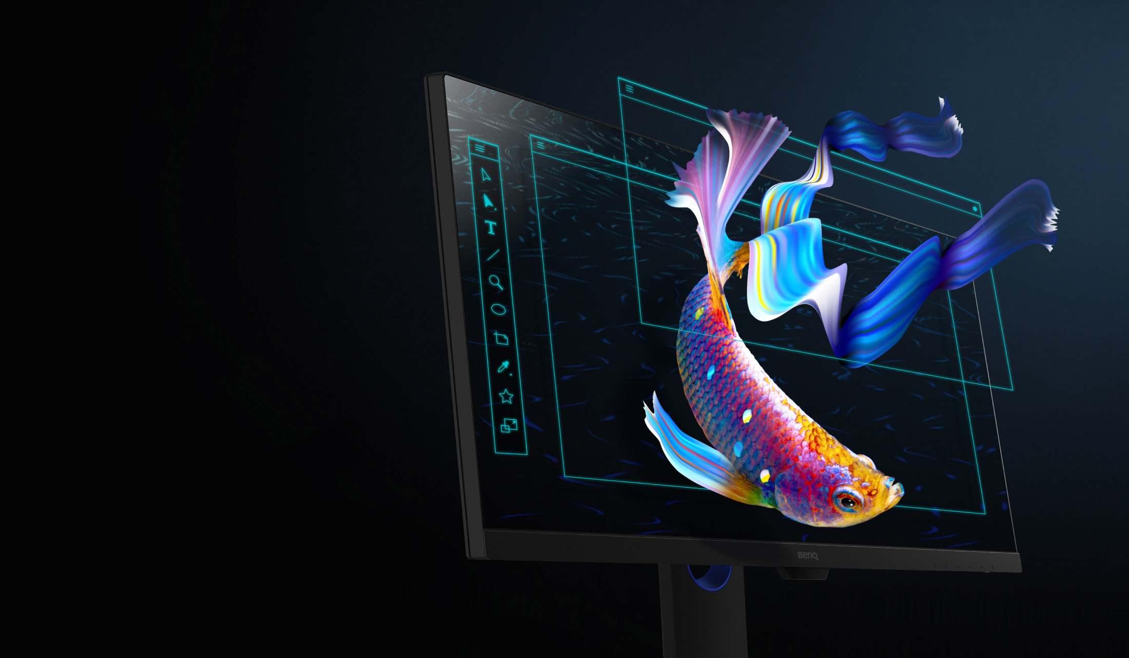 PD2705Q QHD 1440p Graphic Design monitor