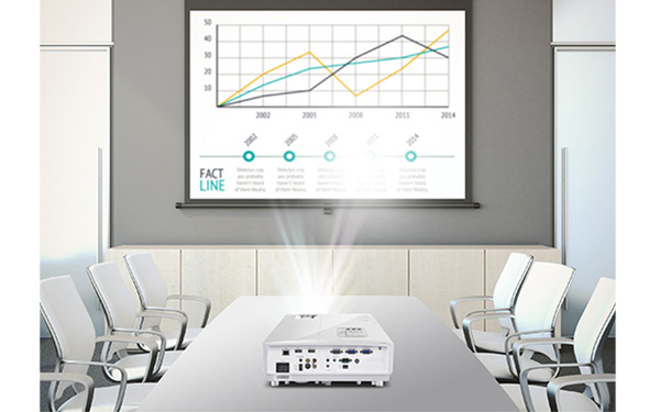 mh550 digital projector with hdmi