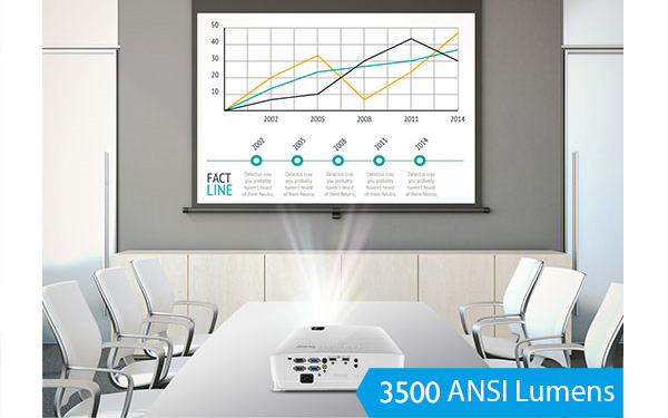 office projector mh550