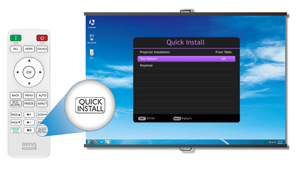 one touch access mh550