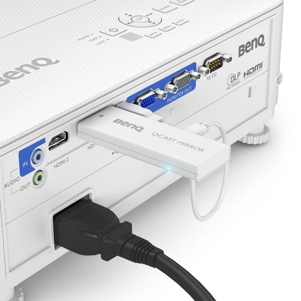16e2a02df8c BenQ MU613 Wireless Meeting Room WUXGA Business Projector