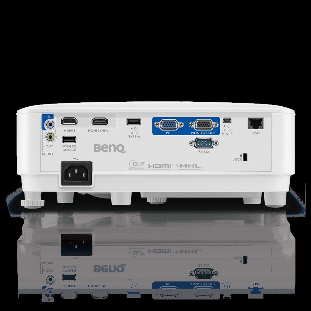 Compatibilit/à 3D Proiettore desktop Bianco Benq MW732 videoproiettore 4000 ANSI lumen DLP WXGA 1280x800