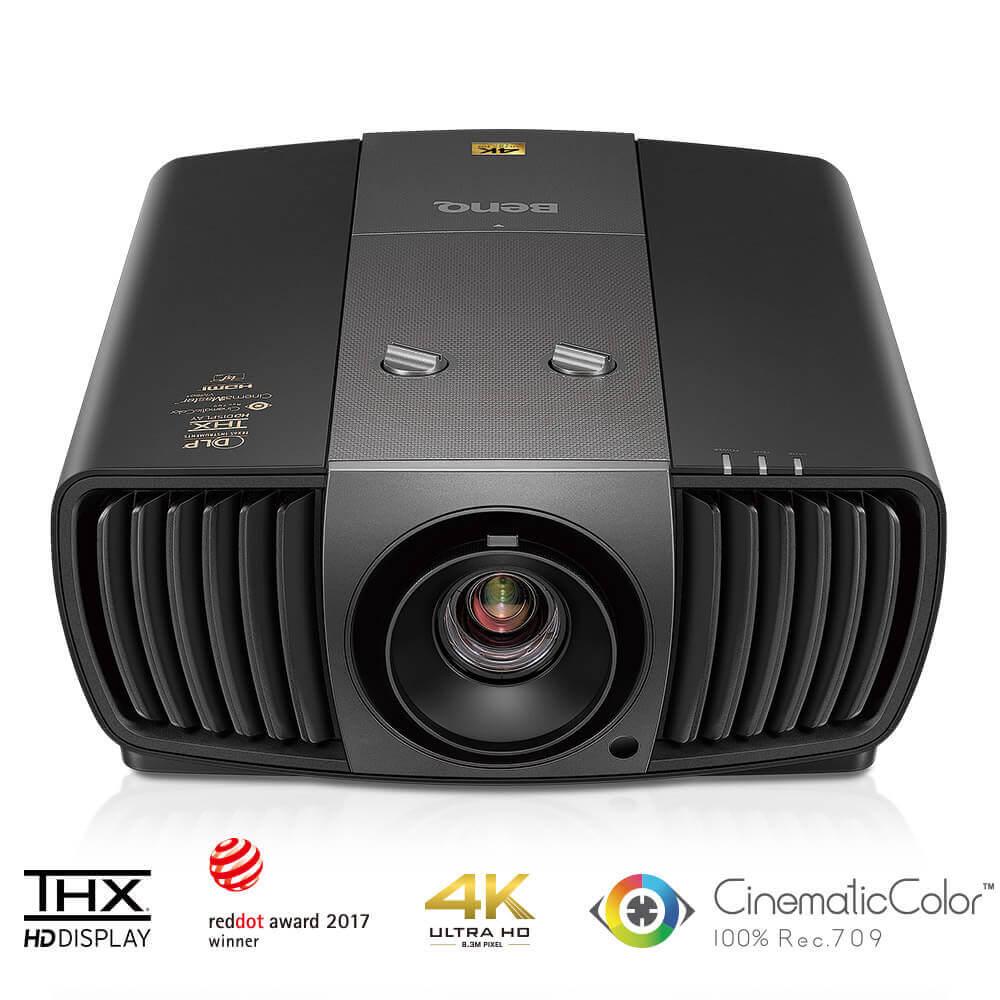 W20 CinePro Heimkino Projektor mit 20K UHD Auflösung, THX ...