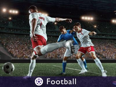 El proyector Benq TK800M ofrece el modo fútbol para que disfrutes los partidos como si los estuvieras viviendo en directo.