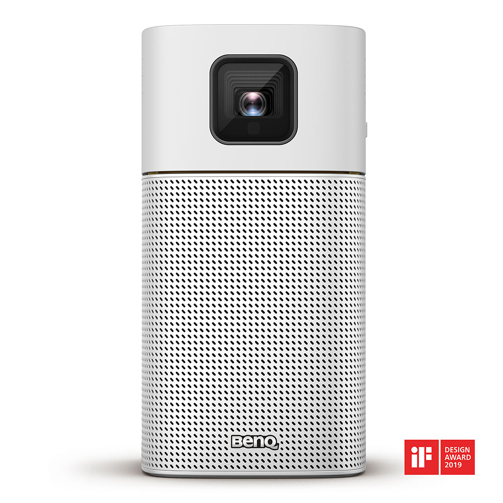 BenQ Wire-Free Portable LED Projector Unleashes Instant