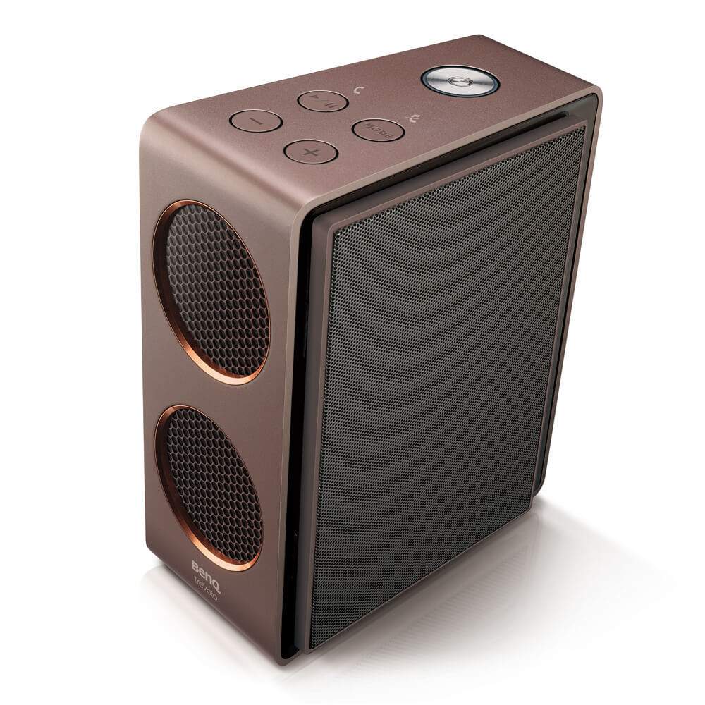 benq trevolo wireless bluetooth portable speaker