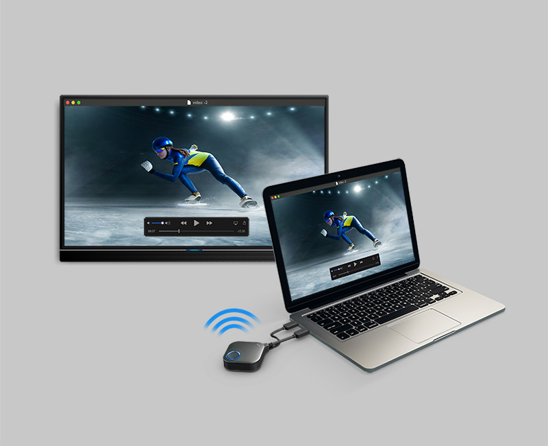 plug, ready, play Smooth Video Play High Security Standards
